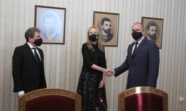 Тошко Йорданов: Бе ясно, че кабинет няма да правим