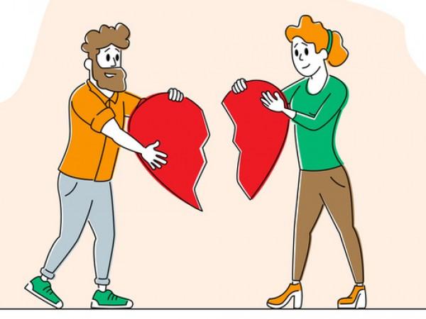 Любовта не ни носи само приятни емоции, но и разочарования,