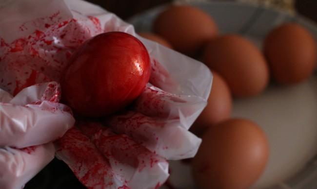 Безвредни ли са боите за яйца на пазара?