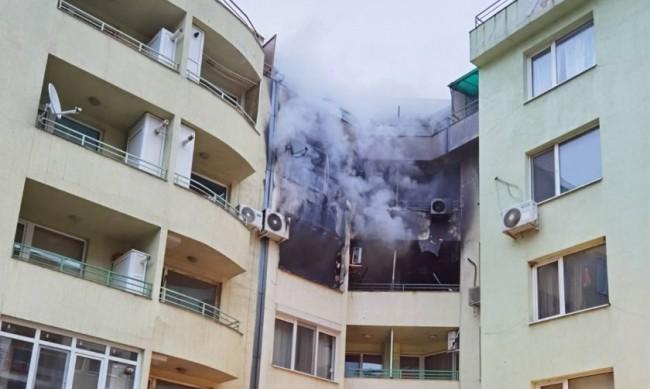 Кооперация горя в Пазарджик, загина 43-годишна жена