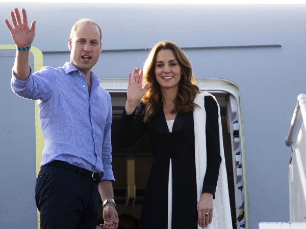 Принц Уилям обвинява брат си принц Хари, че е