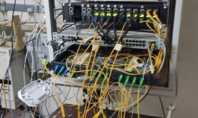 ГДБОП с акция срещу незаконни кабелни оператори