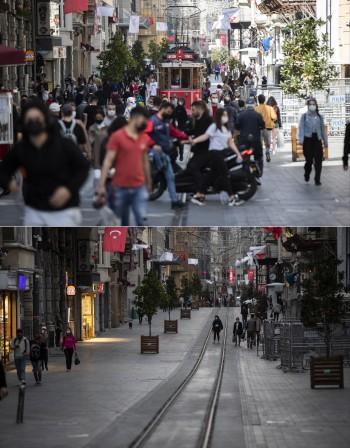 Кой как се справя на Балканите с COVID-19 преди празниците?