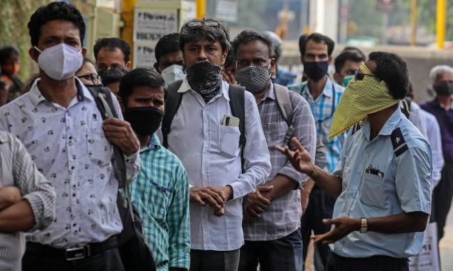 Реалната смъртност от коронавирус в Индия - много по-висока