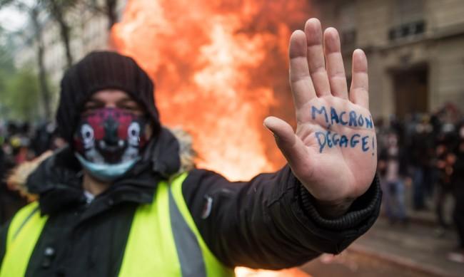 В деня на труда: Протести в цяла Европа