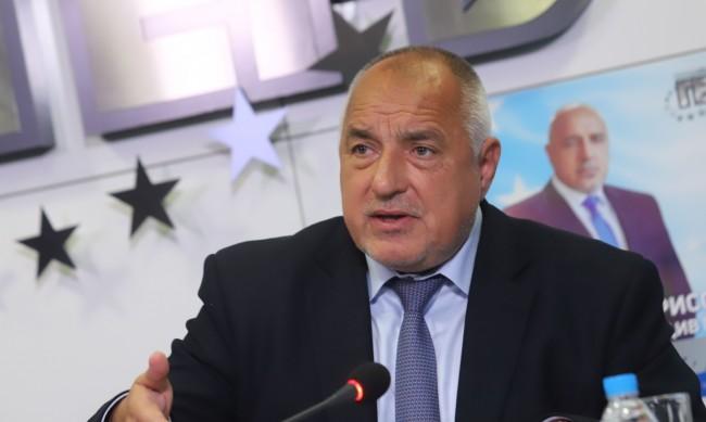 Борисов: Ние сме били токсични? Целта беше ЦИК да отиде при Радев