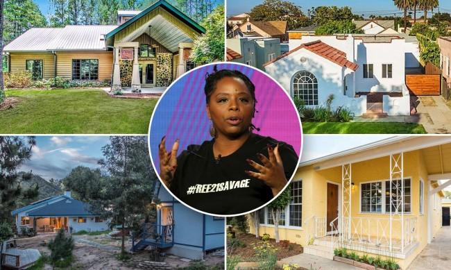 Лидерката на Black Lives Matters с имоти за милиони, но как?
