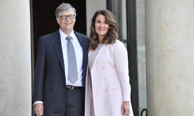 Бил и Мелинда Гейтс решиха да се разведат след 27 г. брак