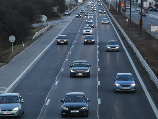 """За улеснение на трафика по АМ """"Тракия"""" от 4 май"""