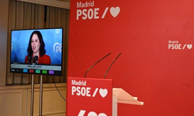 Бунтовничка срещу локдауна печели регионалния вот в Мадрид