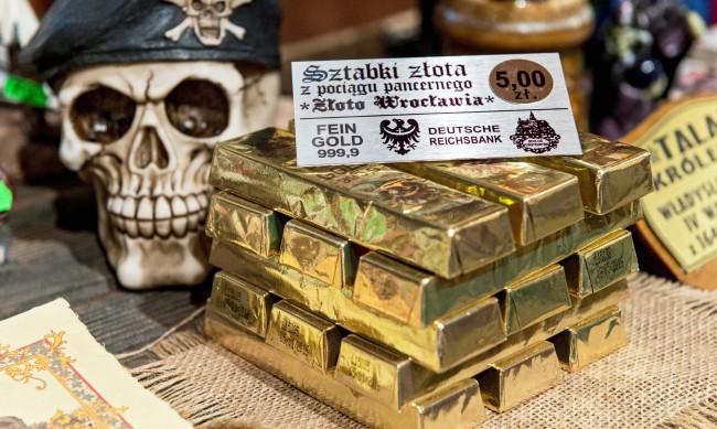 Започна търсенето на 10 тона нацистко злато под замък в Полша