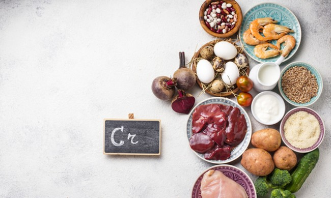 6 храни, богати на хром