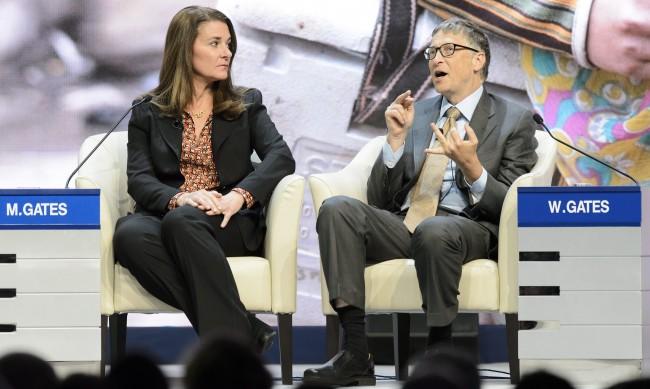 Фокусът на Бил Гейтс ще е глобалното затопляне, на Мелинда - феминизмът?