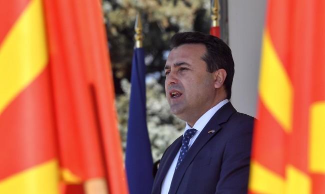 Заев: Не се нуждаем от ЕС, ако цената е македонския език и идентичност