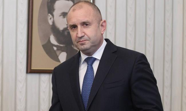 Румен Радев: Президентът не посочва и не избира ръководството на ЦИК