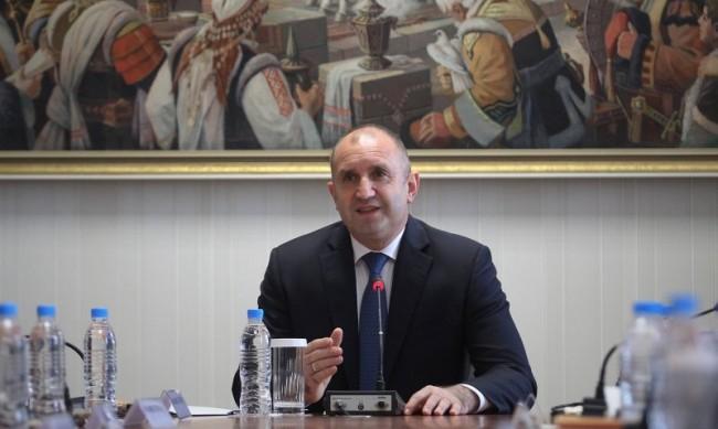 Радев отсече: Изборите на 11 юли, служебният премиер – мъж