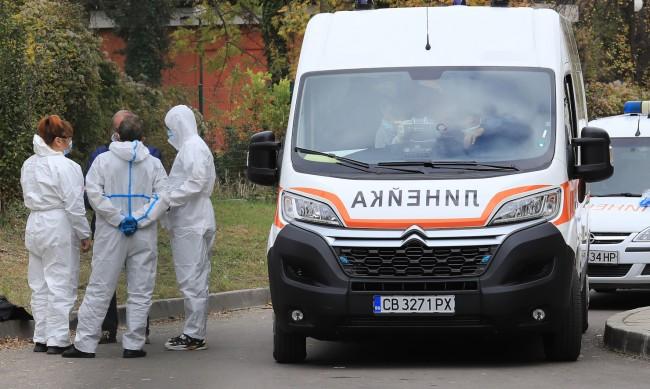 1635 са новите случаи на коронавирус, сериозен скок при починалите
