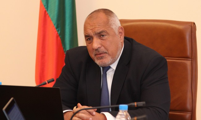 Борисов: Поставиха ни капан с избора за шеф на ЦИК