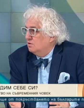 Георги Лозанов: Журналистиката е все по-изолирана