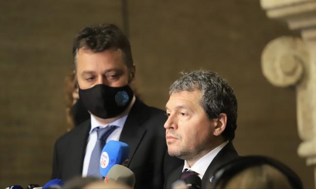 Тошко Йорданов: ГЕРБ ни вкара в процедурен абсурд за ЦИК