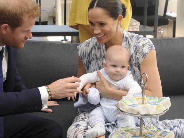 Кралският наследник Арчи навърши 2 години на 6-и май и