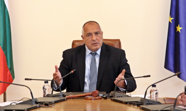 Борисов: Даваме от парите на данъкоплатците толкова, колкото изкарваме