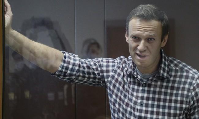 """Навални отново ще е """"затворник на съвестта"""""""