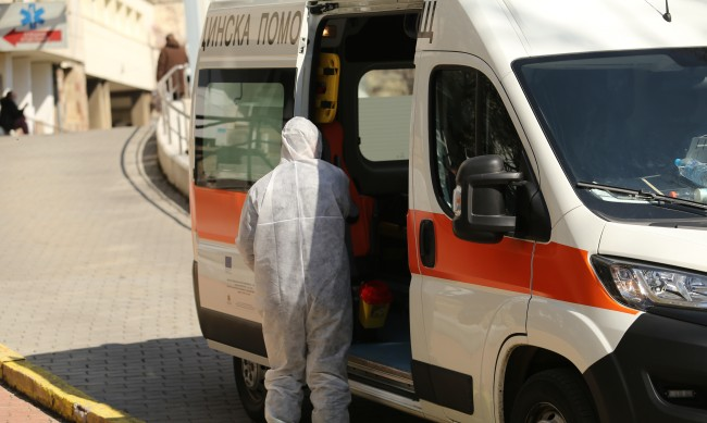 40-годишен загина при пожар на жп гарата в Червен бряг