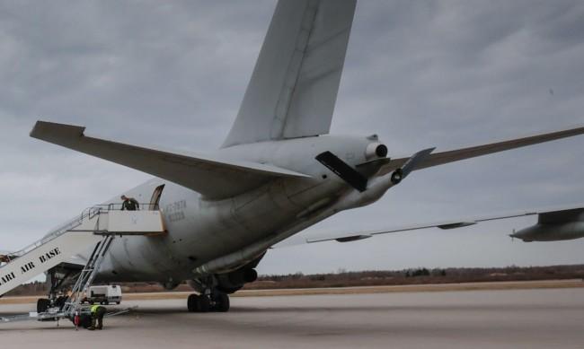 Над Черно море - не само самолети на България и Румъния, но и други от НАТО