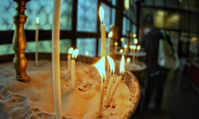 Светла събота е,църквата почита Свети Йоан
