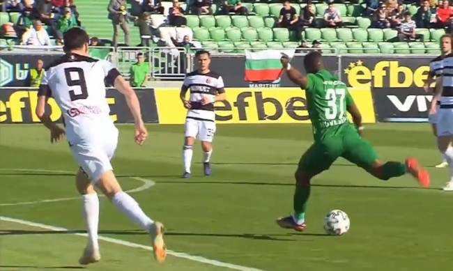 Локо Пловдив победи Лудогорец с 2:1 и измести ЦСКА от второто място