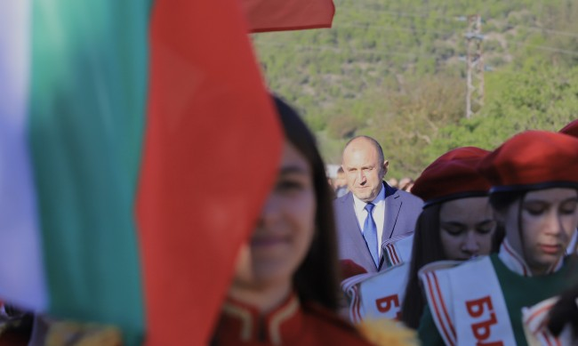 Радев: Пукотът на Априлското въстание събужда Европа