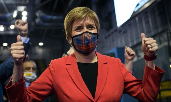 Шотландската национална партия спечели вота за местен парламент