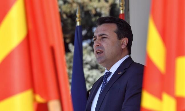 Заев не приема каквато и да е намеса в македонската идентичност