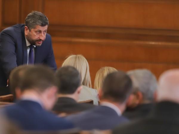 """""""Парламентът не успя да достигне до идейна зрялост за това"""
