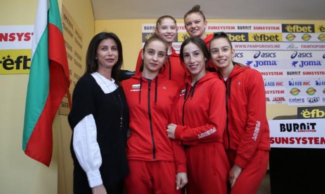 Браво, момичета! Ансамбълът ни с второ злато в Баку
