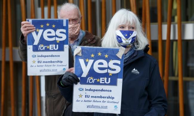Защо независимостта на Шотландия е все още далечен сценарий?