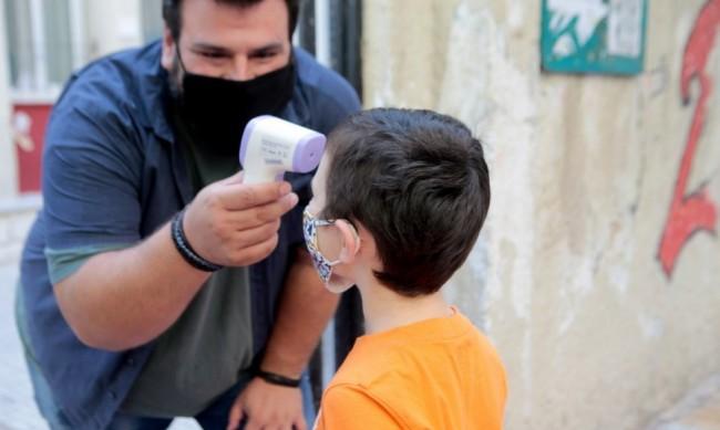В Гърция учениците се връщат в клас с COVID тест