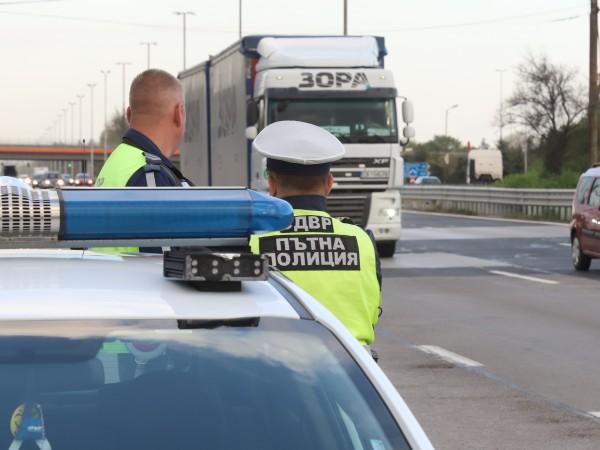 Нова акция на Пътна полиция в цялата страна започва от