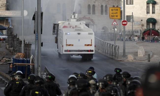 Три палестинчета сред жертвите на израелски въздушен удар