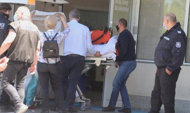 ПСС: Ако имахме хеликоптер, Каролев щеше да е в болница 10 часа по-рано