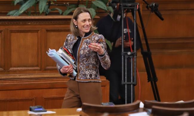 Ива Митева: Свършихме най-важното, върнахме парламентаризма
