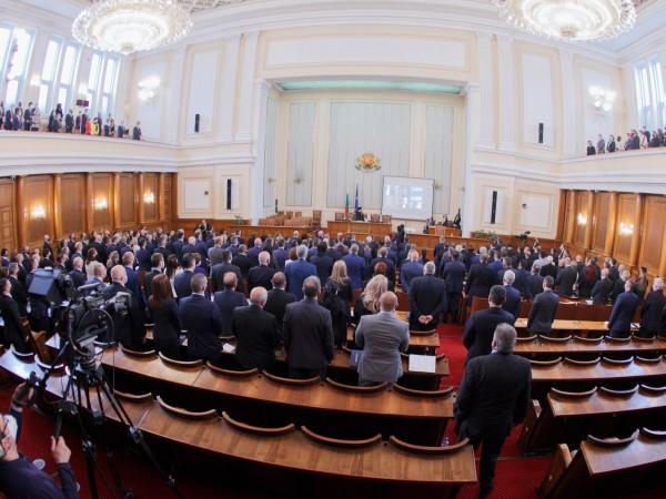 Държавният глава подписа указ за произвеждането на парламентарни избори на