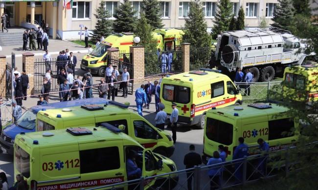 След стрелбата в Казан Путин нареди промяна на закона за оръжията