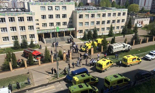 Стрелецът от училището в Казан се обявил за бог