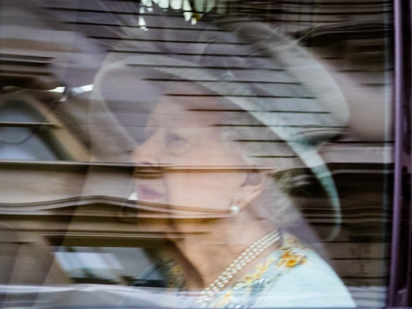 Британската кралица Елизабет Втора произнесе днес в парламента традиционното си