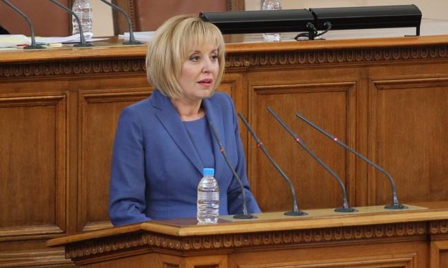 Манолова иска от служебния кабинет да продължи ревизията на ГЕРБ