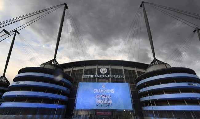 Манчестър Сити е шампион на Висшата лига