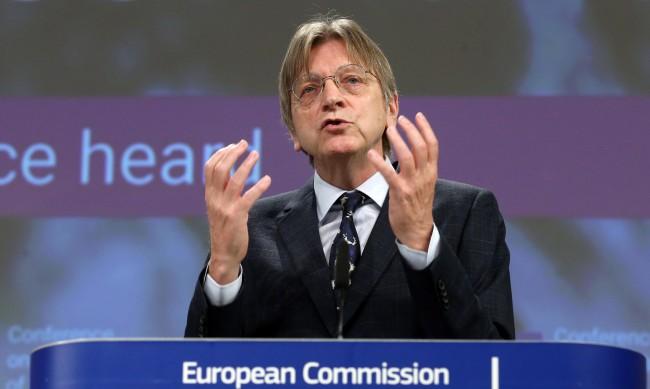 Верхофщат: Този ЕС няма да оцелее в този вид, ако работи както досега