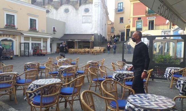 Капри: Красивият италиански остров, на който няма COVID